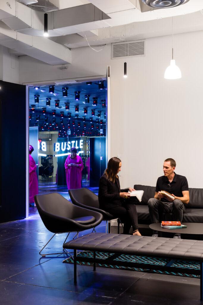Office Design Bustle HQ