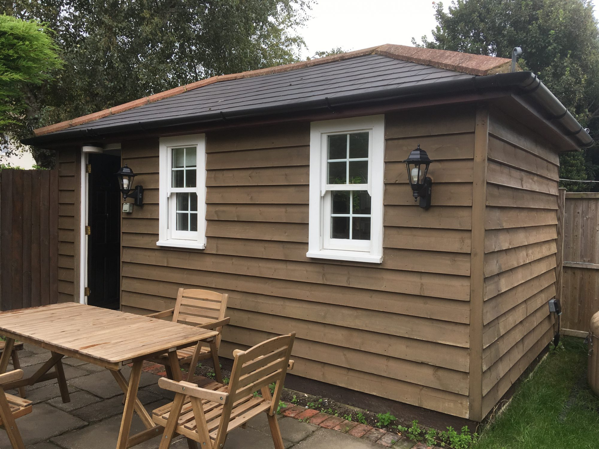 tiny backyard home office shipping container tiny backyard offices these backyard offices are the perfect place for productive work