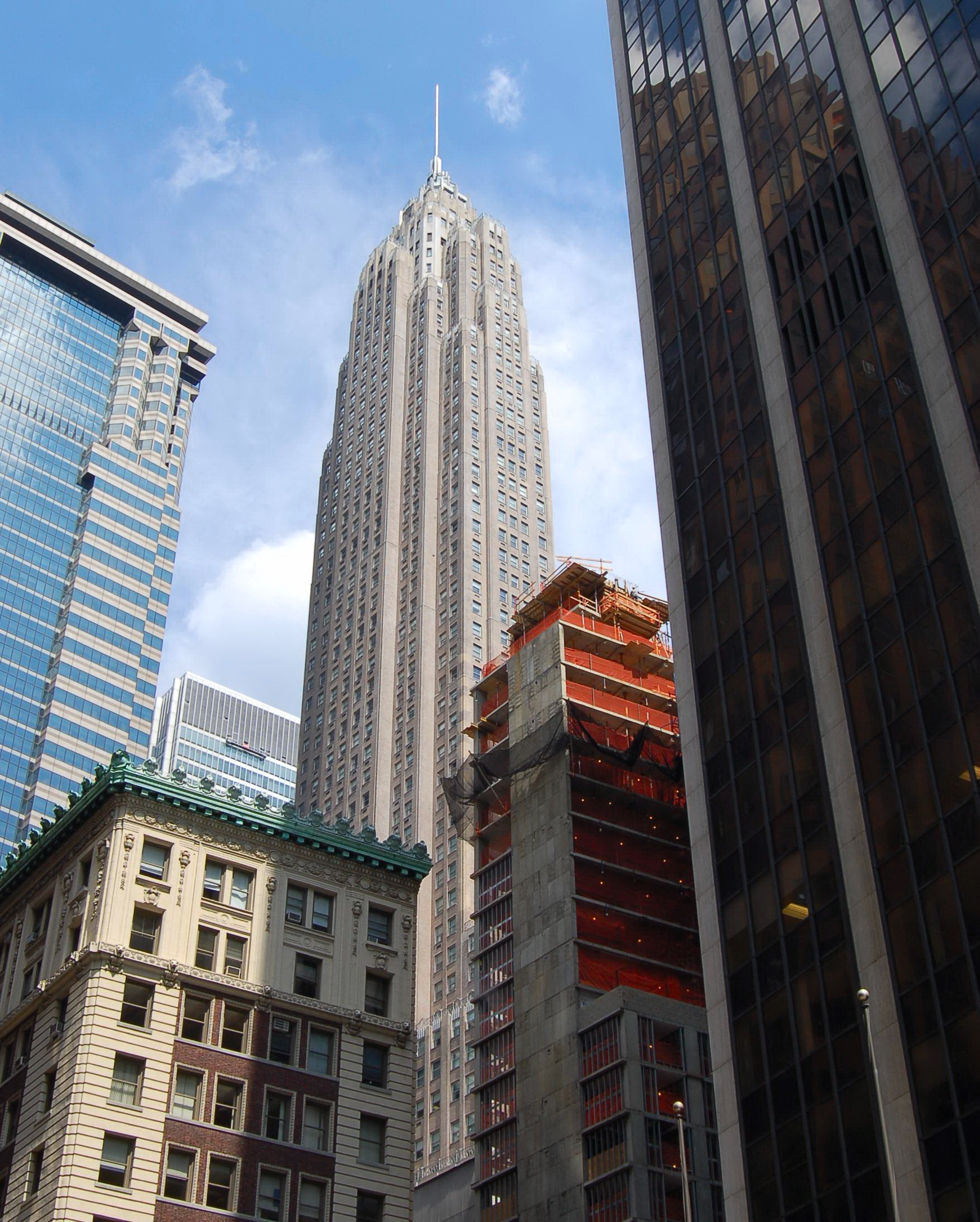 NYC buildings with their own zip codes