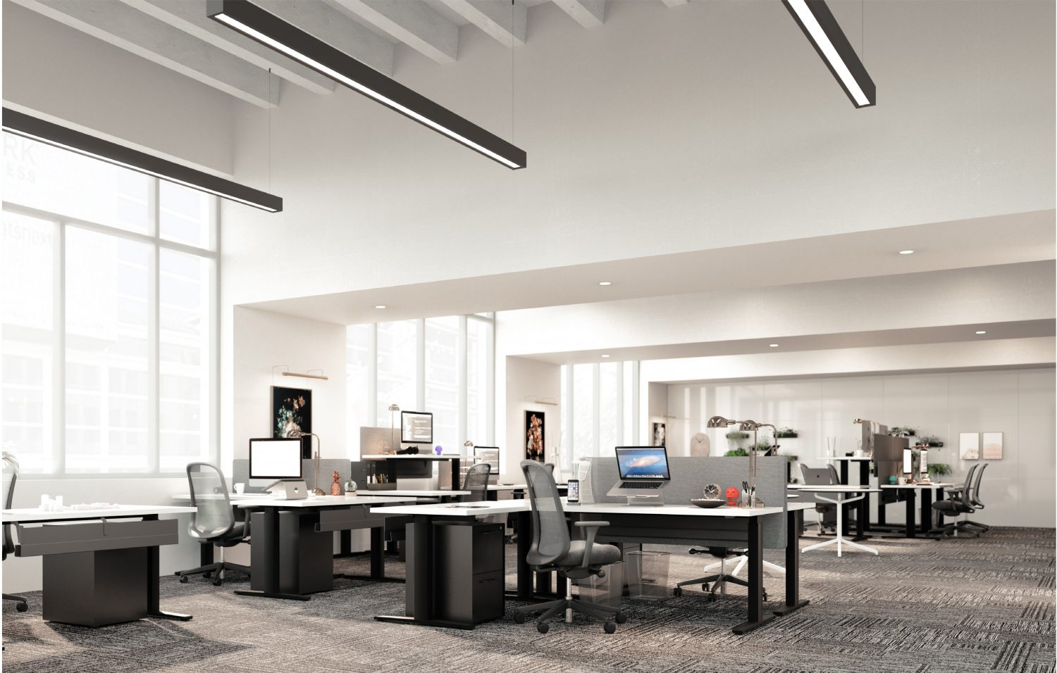 Flexible offices in Washington DC