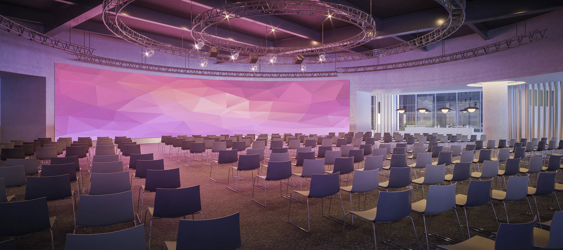 Large Event Venues in  New York City